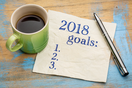 Beyond Resolutions…Four Steps to Set You Up for Success in 2018!
