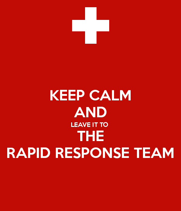 Are Rapid Response Teams the Best Response to Improve Patient Outcomes? (6th in series)