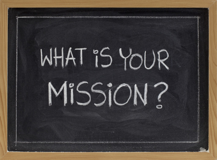 what is personal mission
