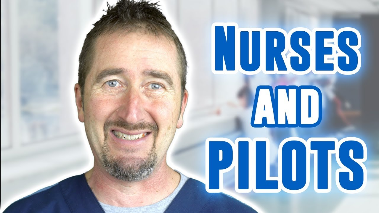 What Good Nurses and Airline Pilots Have in Common