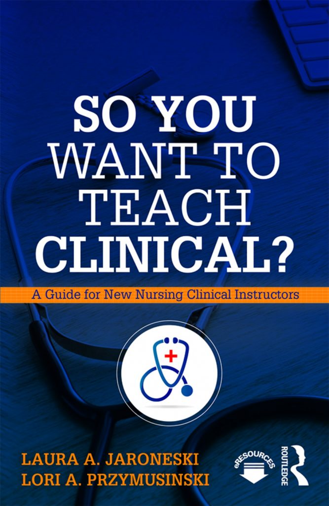 Lori Przymusinski So You Want To Teach Clinical