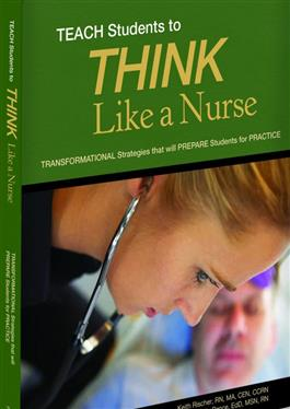 clinical reasoning learning to think like a nurse pdf